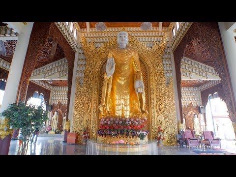 Dhammikarama Burmese Buddhist Temple - Penang
