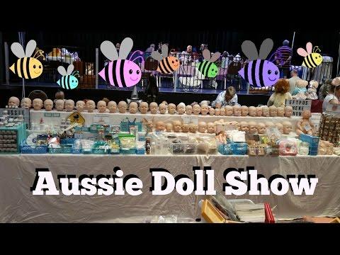 Ipswich Doll and Bear Fair Show SEP 2016 in Australia