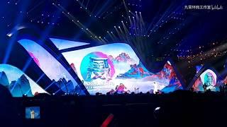 Gambar cover Nine Percent 【朱正廷】国风极乐之夜绝美中国现代舞