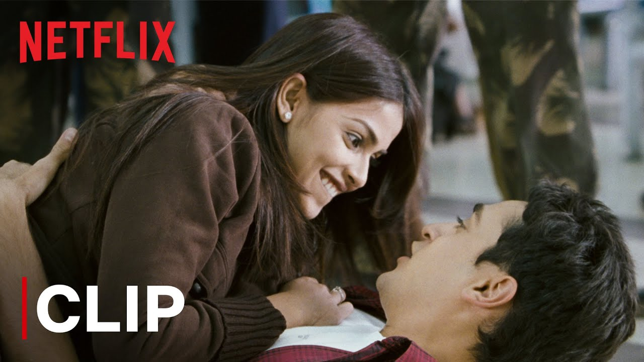 Download Imran Khan Proposes To Genelia D'Souza | Airport Scene | Jaane Tu Ya Jaane Na | Netflix India