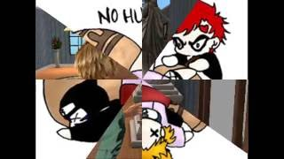 Life And Times Of Sasuke And Naruto Sims 2 Style