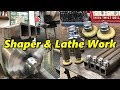 SNS 225 Part 2: Weld Bosses for Table Legs