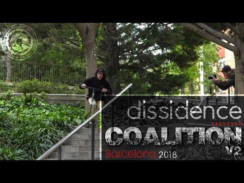 Dissidence Coalition V2 : Dylan Morrison, Roomet Saalik, Cristian Alvarez, Luis Barrios, Mike Ghee