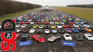 The official event video from our season opening Secret Supercar Me...