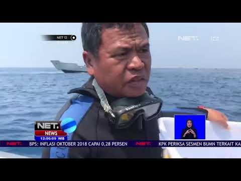Black Box Ditemukan Di Kawasan Tanjung Karawang - NET 12