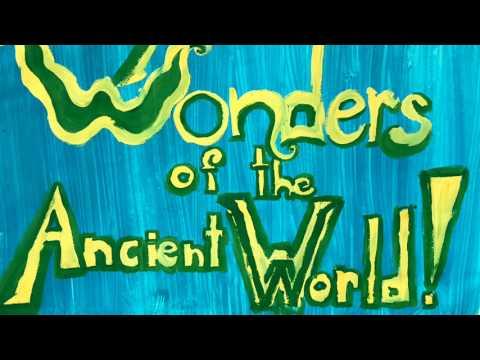 7 Чудес Света Античного Мира/Seven Wonders of the Ancient World
