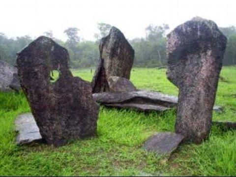 The mystery of the 'Amazon Stonehenge'