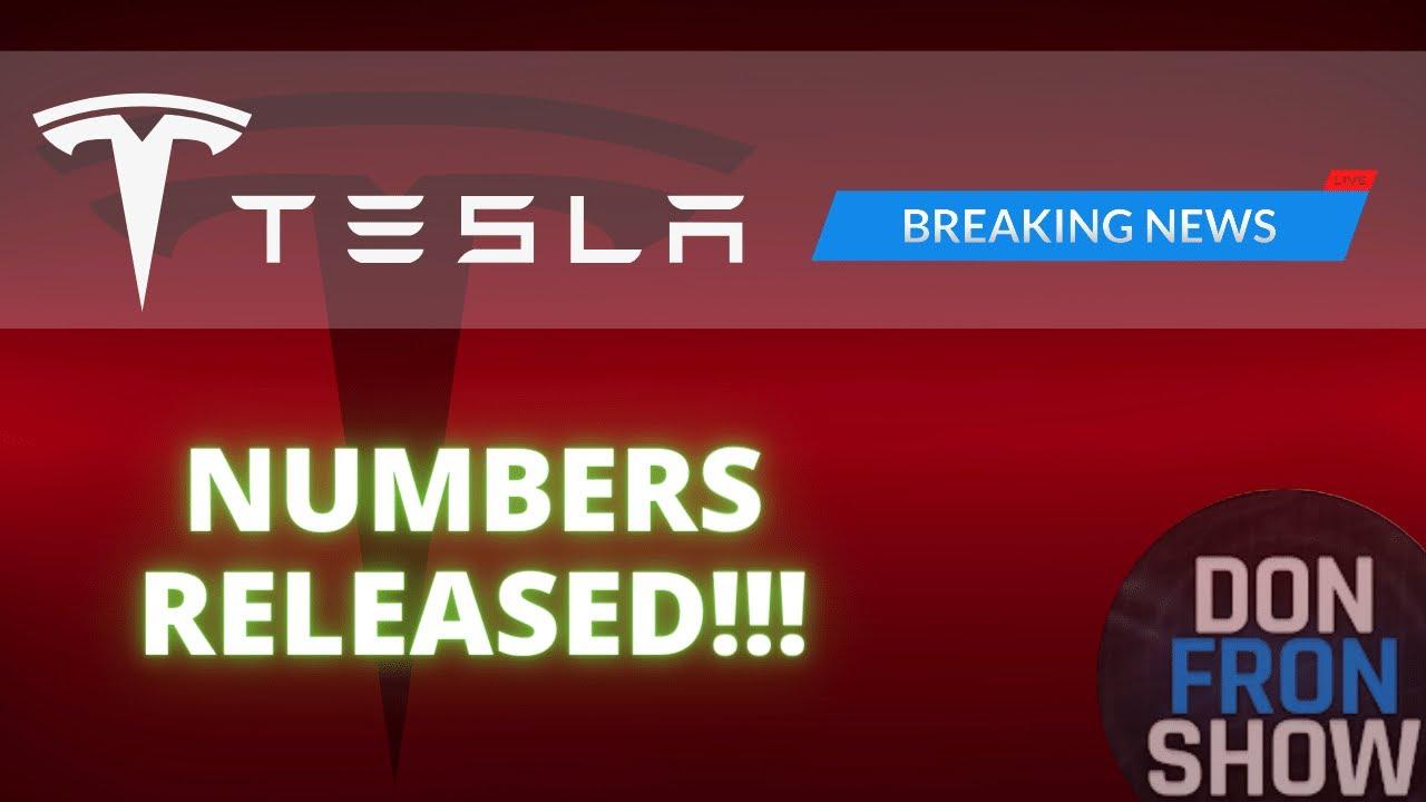 Tesla Stock Prediction: Tesla Reports Record Numbers ...