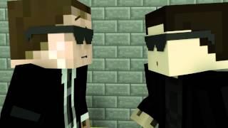 Minecraft Parody Animation : THE MATRIX!