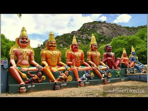 muneeswaran VS kaliamman (PALUR VILLAGE) song 2