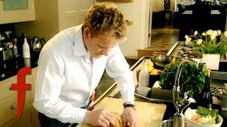 Gordon Ramsay's Lemon Sole Recipe | The F Word