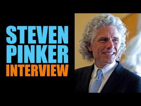 Steven Pinker Interview