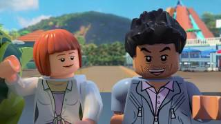 The Indominus Escape - LEGO Jurassic World - Mini Movie - Part 5