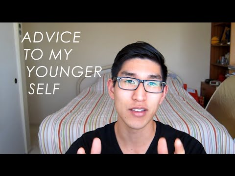 Advice To My Younger Self | Richard Kuo