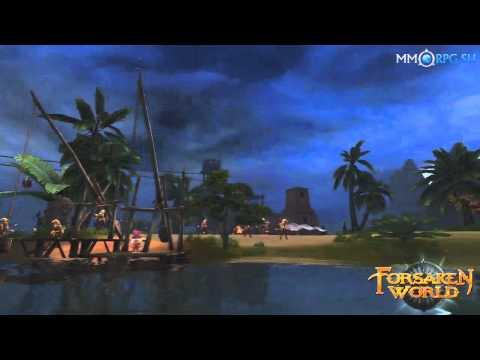 Обзор Forsaken World. via MMORPG.su