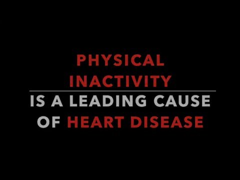 Anatomy Project: Inactivity and Heart Problems
