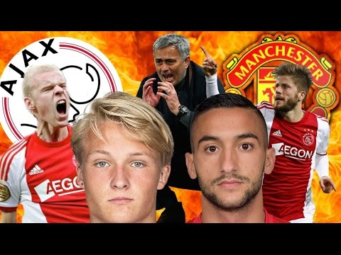 MEET AJAX | Profiling United's Opponents!