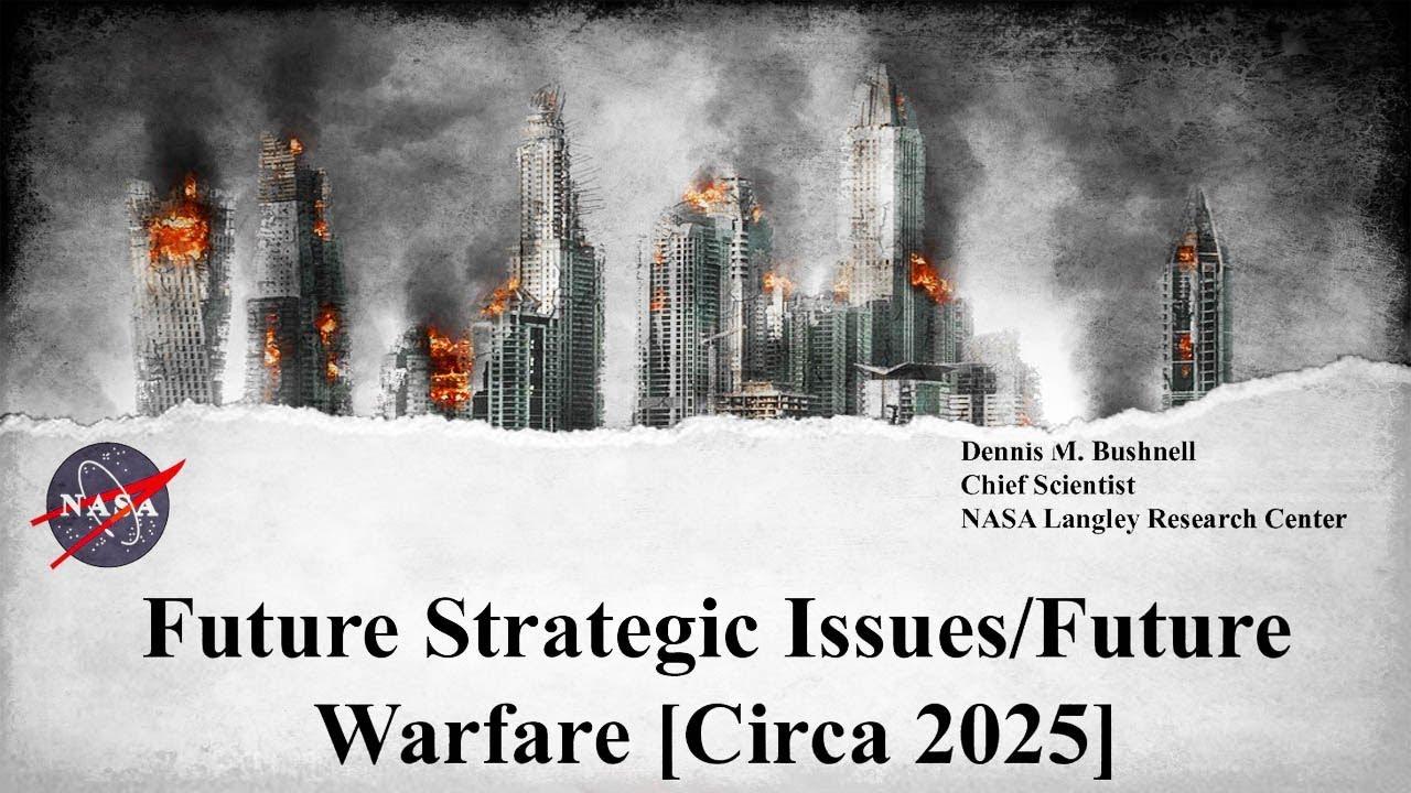 NASA's Future of War 2025 Is Already Here! - YouTube