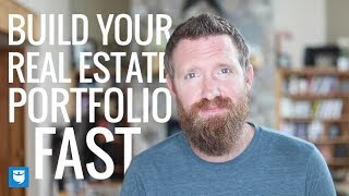 """How to Buy Real Estate & Build Your Portfolio Fast! (""""The Stack!"""")"""