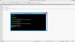 Dasar Dasar Bahasa C Dengan Notepad++