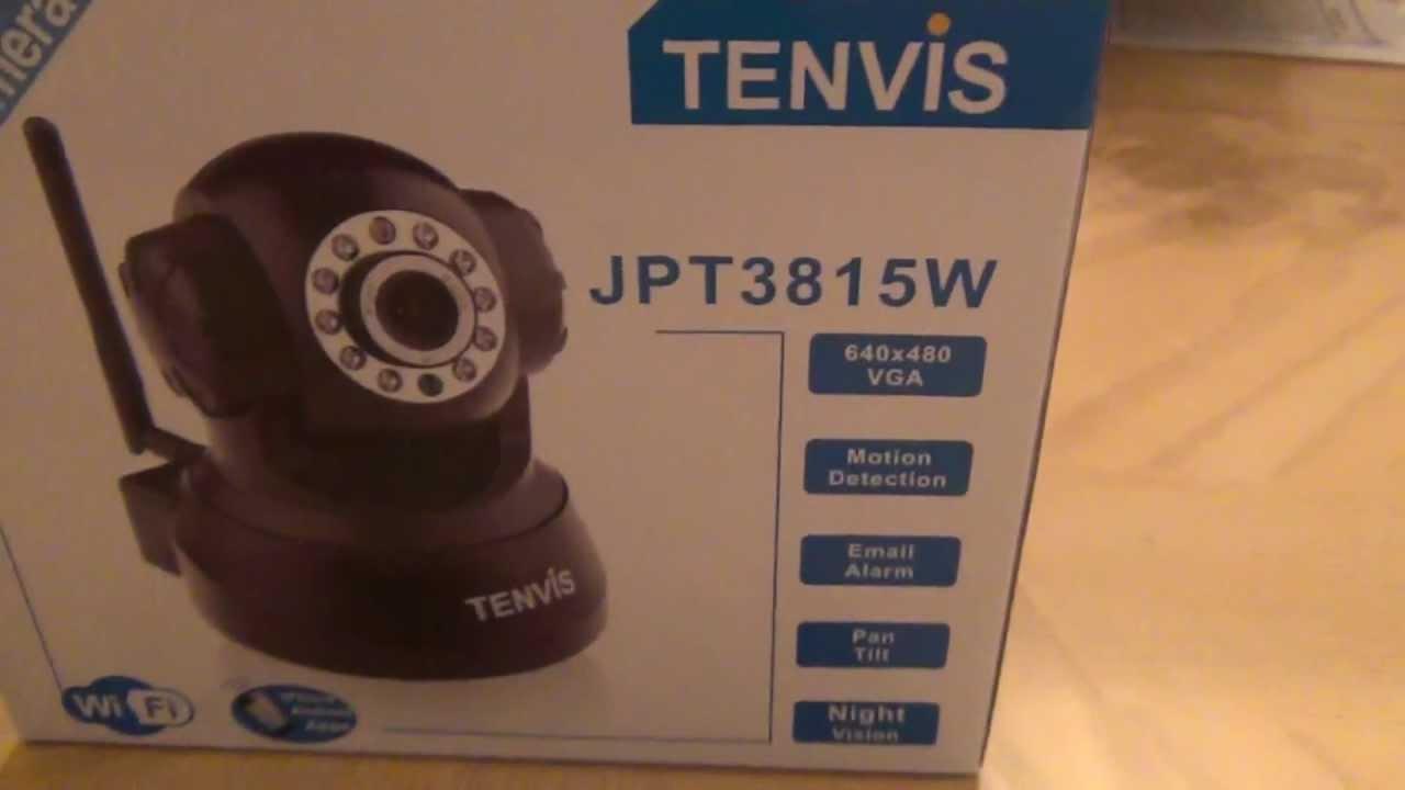 TENVIS TR3818 NETWORK CAMERA DRIVERS WINDOWS 7 (2019)