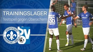 Darmstadt 98 | Testspiel gegen Oberachern