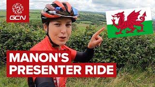 Manon's Epic Welsh Ride   GCN Presenter Rides