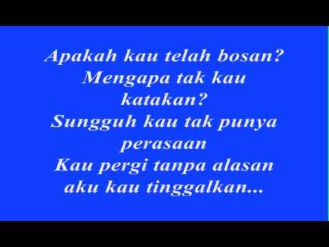 Puisi Pergi Tanpa :(