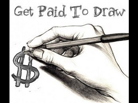 Get Paid For Your Drawings and Photos! Easy Money.
