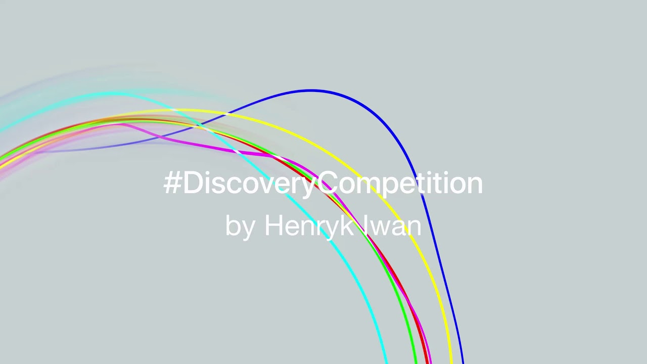 #DiscoveryCompetition - Henryk Iwan