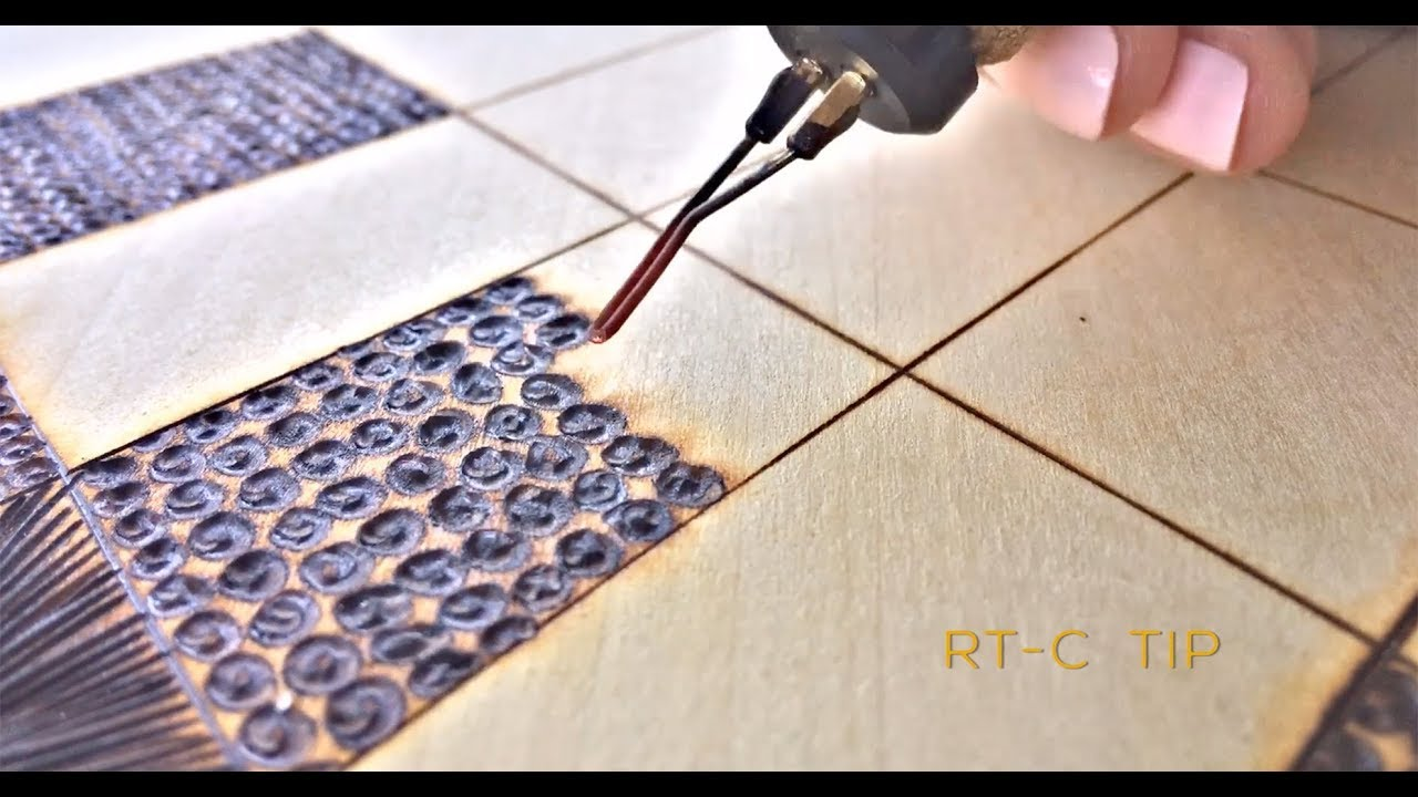 Wood Burning Pyrography Patterns By Pyrocrafters Youtube