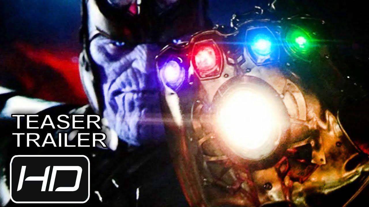 """avengers: infinity war - """"filtrado"""" teaser trailer - subtitulado"""
