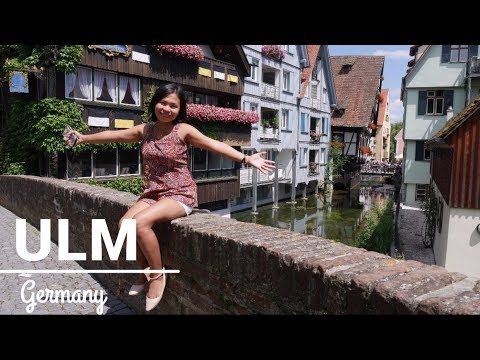 Germany: One Day in Ulm and Fishermans Jousting