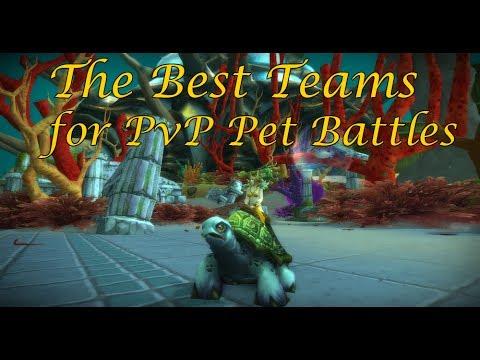 PvP Pet Battles #40: The Best PvP Teams for Legion