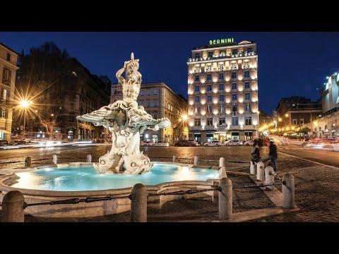 Hotel Bernini Bristol, Rome, Italy