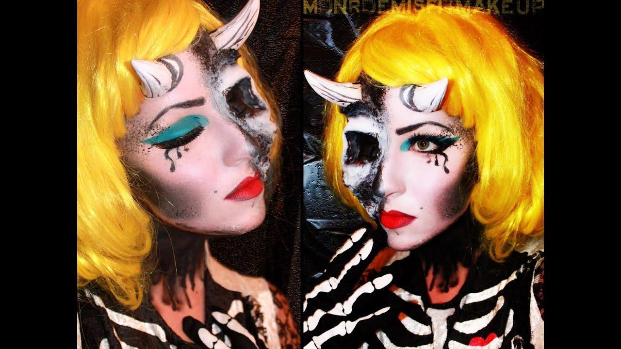 My SFX & Halloween Makeup Looks - Clockwork Orange, Chucky Doll ...