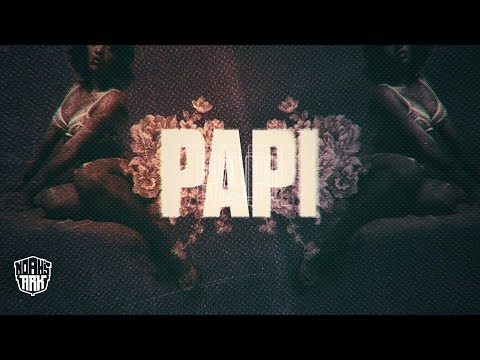 Jonna Fraser - Papi (prod. Jordan Wayne) [Lyric Video]