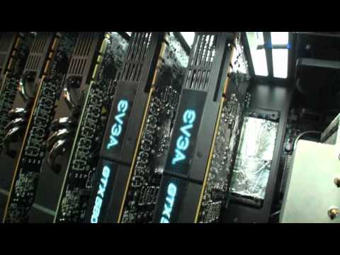Video Pci express expansion slots definition