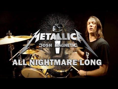 METALLICA - All Nightmare Long - Drum Cover
