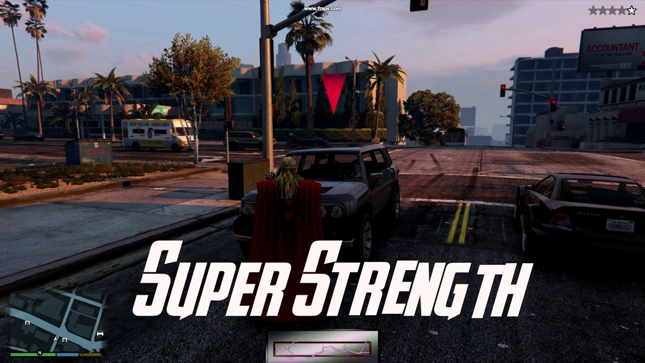 GTA 5 Thor script mod brings hammer time to Los Santos | PC