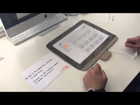 Low fidelity prototype testing of the youtube website