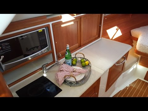 MJM Yachts First-Class Carpentry Review.