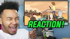 "Rick and Morty Season 3 Episode 2 ""Rickmancing the Stone"" REACTION!"