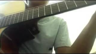Chia Tay Sẽ Tốt Hơn - Hồng Dương M4U (  Guitar Cover cực đỉnh )