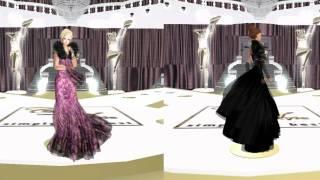 Ms Aislin Jinx Second Life Model