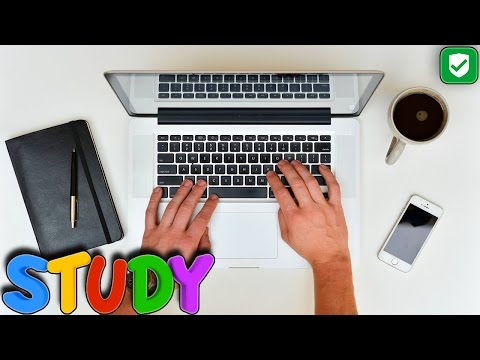 5 Hour STUDY MUSIC ๏̯͡๏  Music for Concentration, Homework, Essay Writing ๏̯͡๏ Music to Focus