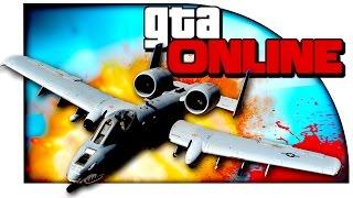 САМЫЕ АДСКИЕ ИСТРЕБИТЕЛИ! - КАМИКАДЗЕ! - GTA ONLINE (УГАР!)