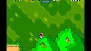 Super Mario World - Yoshi Island 2 Speedrun - User video