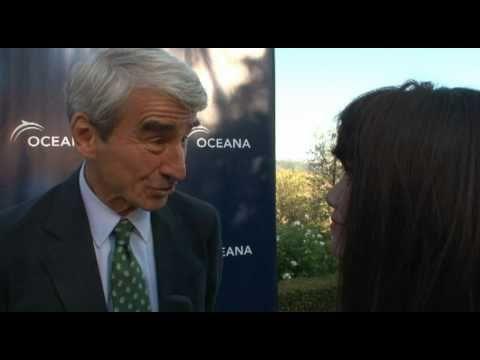 Cherri Farah Interviews Sam Waterston