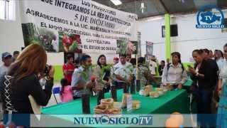 OAXACA NS TV INAES ENTREGA 18 MILLONES DE PESOS A PRODUCTORES MIXTECOS